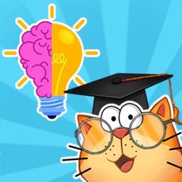 Cat Puzzle: Brain Puzzles