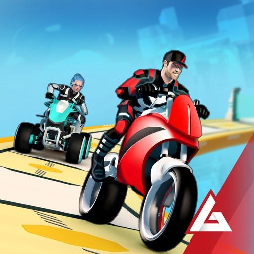 Gravity Rider オフロード系オートバイレース