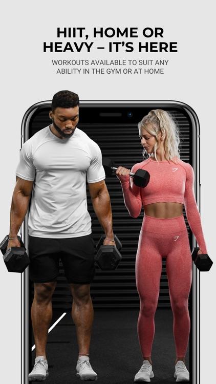 Gymshark | Gym Workout Planner screenshot-3