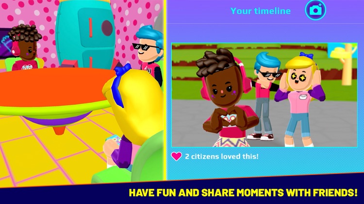 PK XD - Play with your Friends screenshot-3