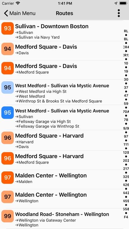 BusBuddy Boston screenshot-3