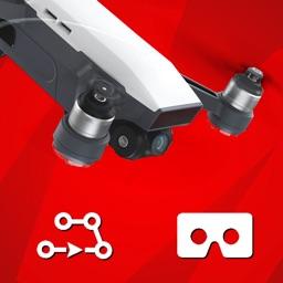 Spark PRO - Waypoint & VR