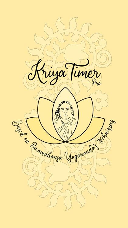 KriyaTimer screenshot-3