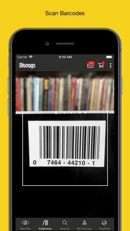 Discogs screenshot-4