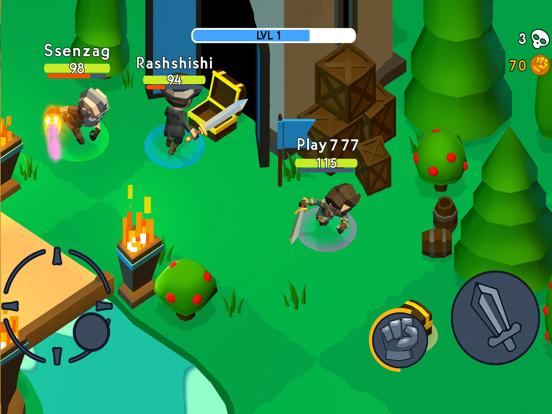 HeadHunters io: Battle Royale screenshot 11