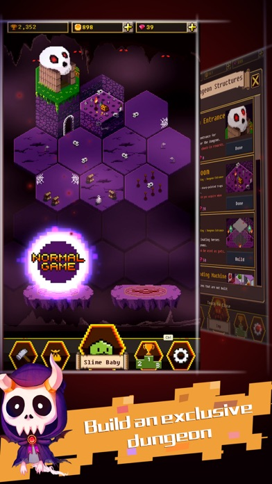 Hexagon Dungeon screenshot 4