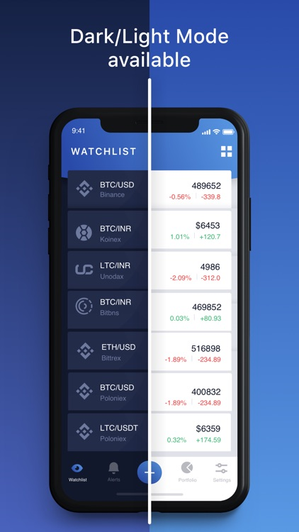 Byte - Crypto Price Tracker screenshot-3