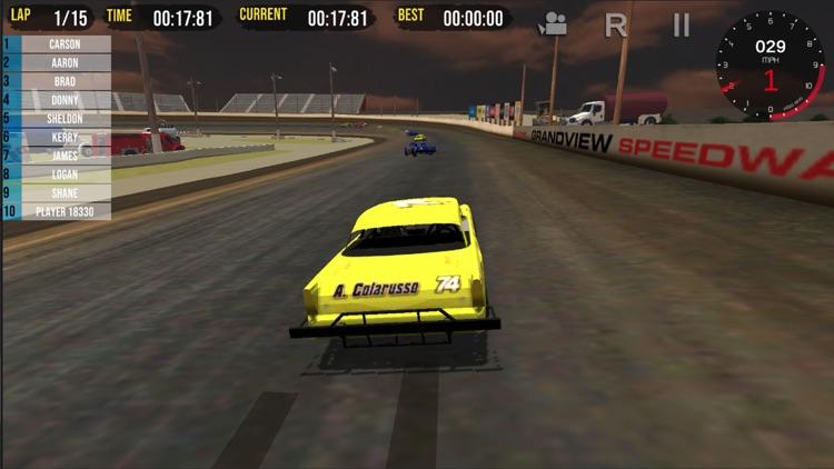 Street Stock Dirt Racing - Sim
