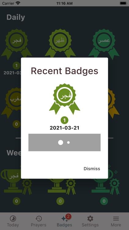 Iman Tracker screenshot-5