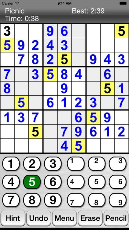 :) Sudoku +