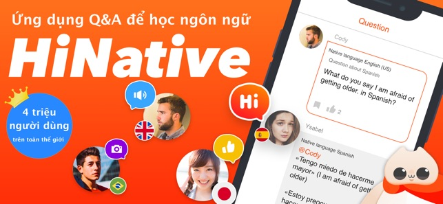 app hi native