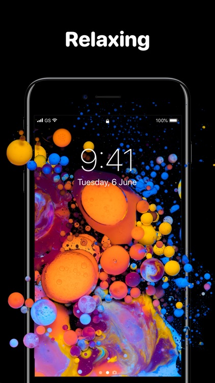 Live Wallpapers-Home Screen HD