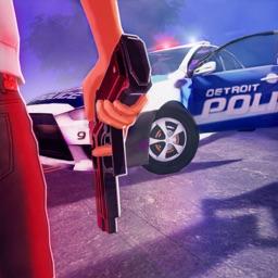 Crime City Police Detective 3D