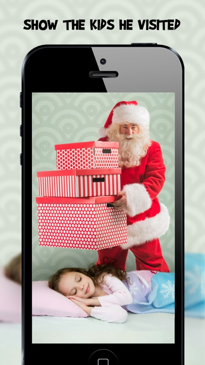 Snap Santa Photo Editor Booth screenshot-3