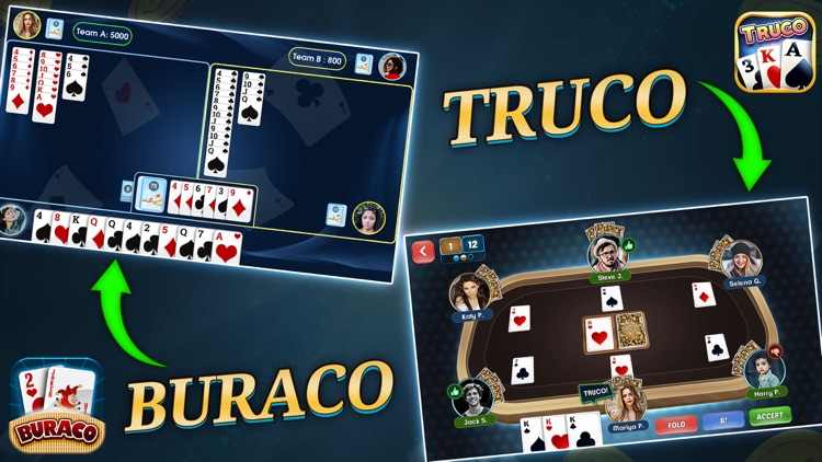 Collection of Best Card Games! screenshot-8