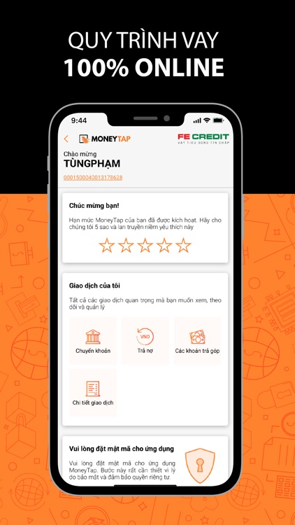 MoneyTap-Powered by FE Credit