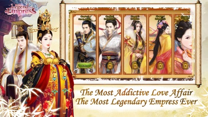 Screenshot for Legend of Empress in Singapore App Store