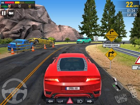 Jeux de Conduite Automobile
