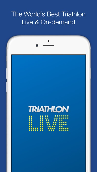 Screenshot #6 for TriathlonLive - Triathlon TV