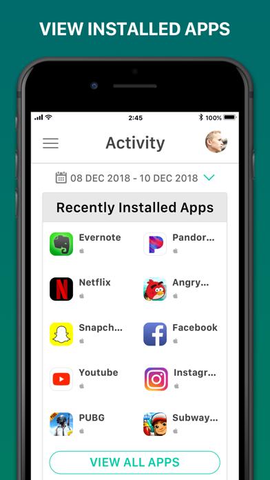 Mobicip Parental Control App screenshot three