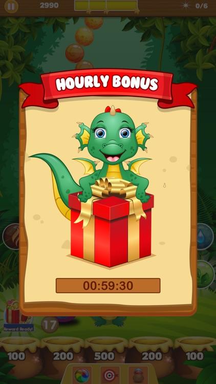 Dragon Bubble Fun screenshot-3