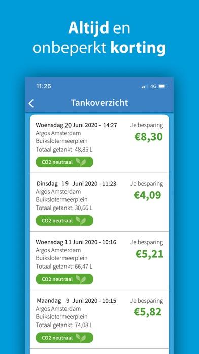 Tankey - Goedkoop tanken iPhone app afbeelding 4