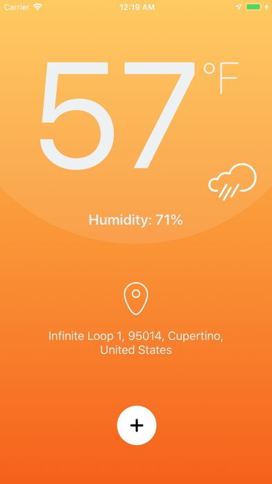 Thermometer X ++ Digital Temp Screenshots