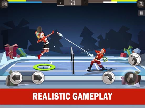 Badminton League для iPad