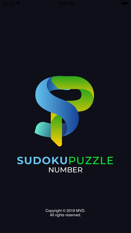Sudoku Puzzle Number