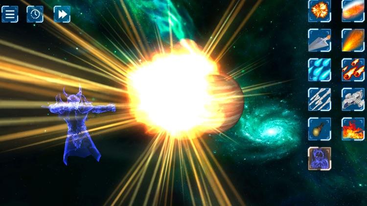 星球毁灭模拟器 screenshot-4