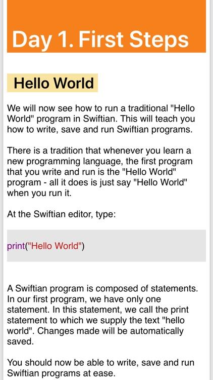 Swiftian