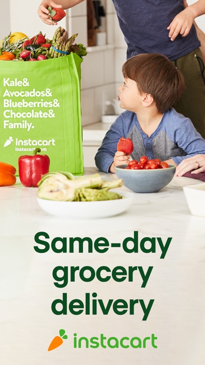 Instacart: Same day groceries screenshot-0