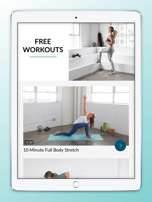 The Fitness Collective screenshot #5