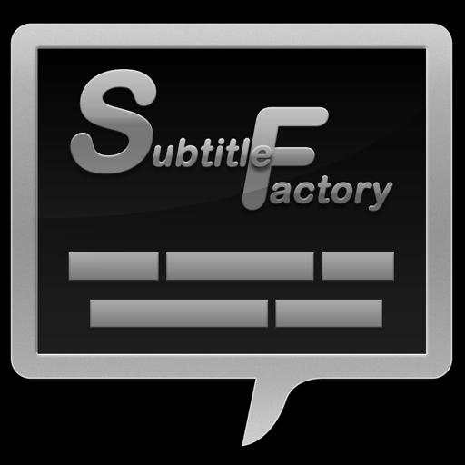 Subtitle Factory
