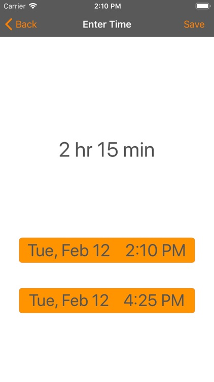 LawnClient - Job Tracking screenshot-8