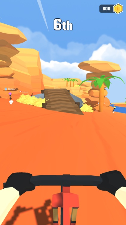 Bike Rush! screenshot-3