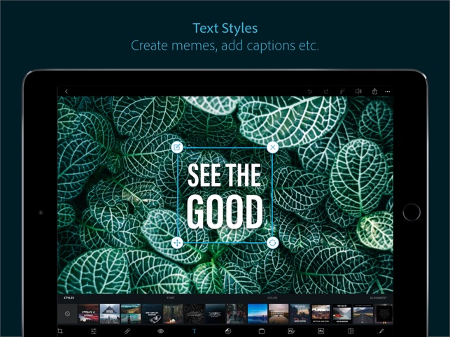Photoshop Express:Photo Editor on the App Store