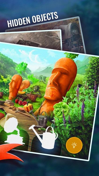 Fairy Tale Game Hidden Objects screenshot-5