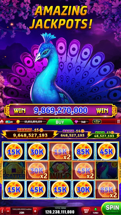 Gold Fortune Casino-Slots Game screenshot-8