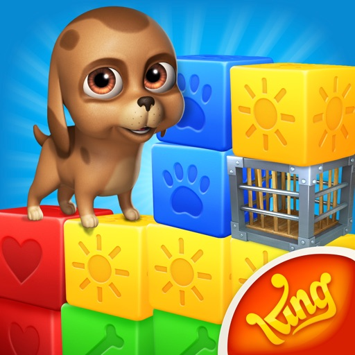 Pet Rescue Saga Saves Animals From Evil Pet Snatchers In This Puzzle Game