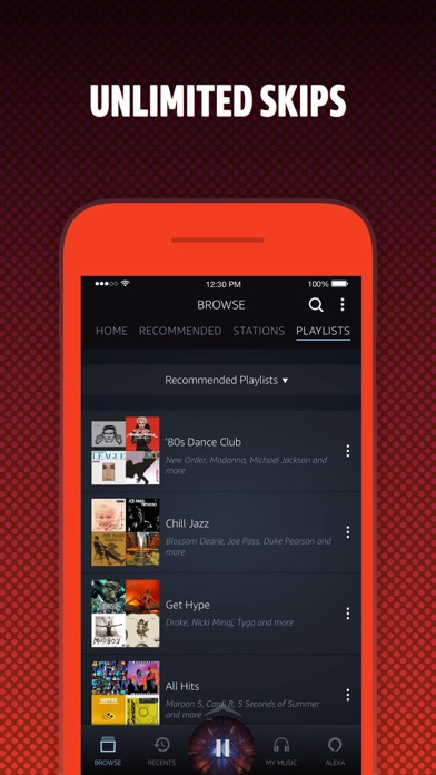 download Amazon Music apps 0