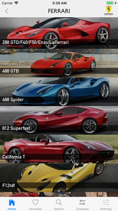 Car Specs Pro Screenshots