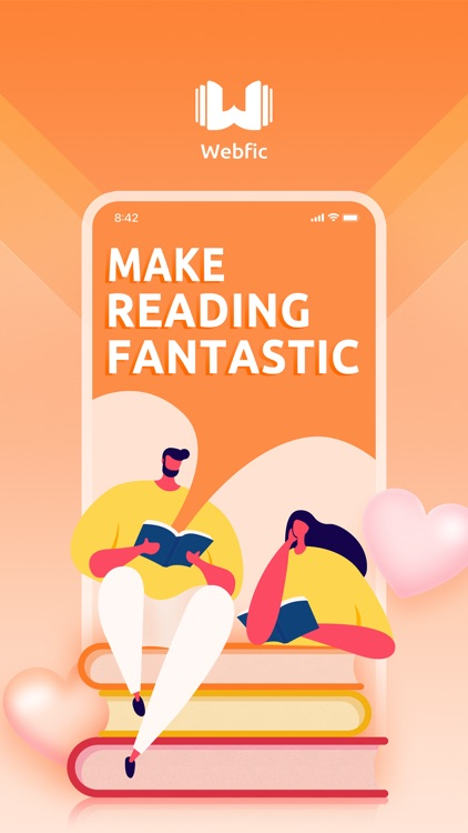 Webfic-Make Reading Fantastic