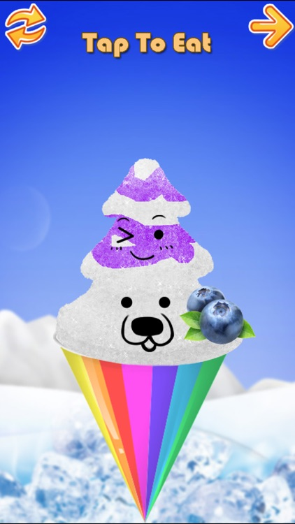 Snow Cone Maker -- Frozen Food screenshot-7