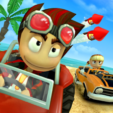 ‎Beach Buggy Racing