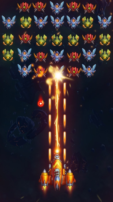Galaxy Invaders: Alien Shooterのおすすめ画像3
