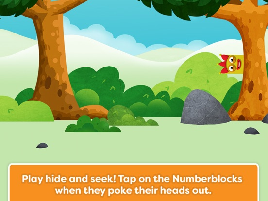Numberblocks Hide and Seek screenshot #2
