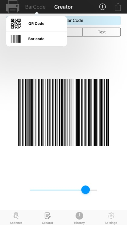 QR Code Scanner,QRCode Creator screenshot-5