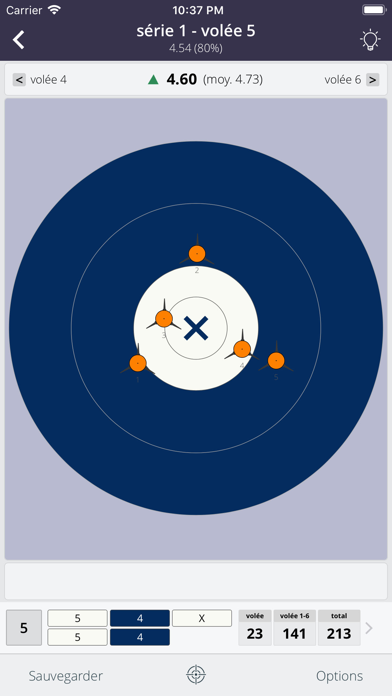 download iArcheryStats apps 0