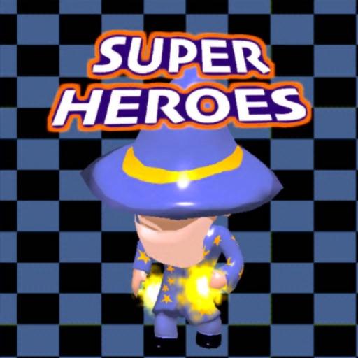 SuperHero Games !